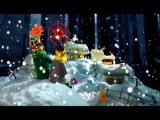 Щедрик - Рождественский мультфильм