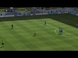 Первый гол Ставра в Профи 14