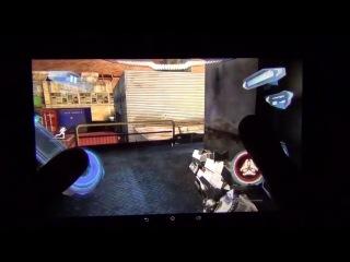 Обзор игры N.O.V.A. 3. На планшете Sony Xperia Tablet Z